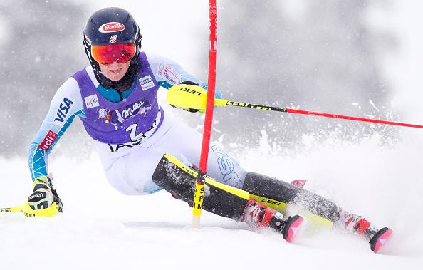 Mikaela Shiffrin Jasna slalom