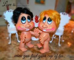 Love is....... Filbert & Lurlene