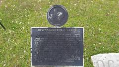 Photo of Black plaque № 24698