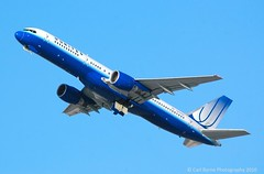 N559UA Boeing 757-222 of United Airlines