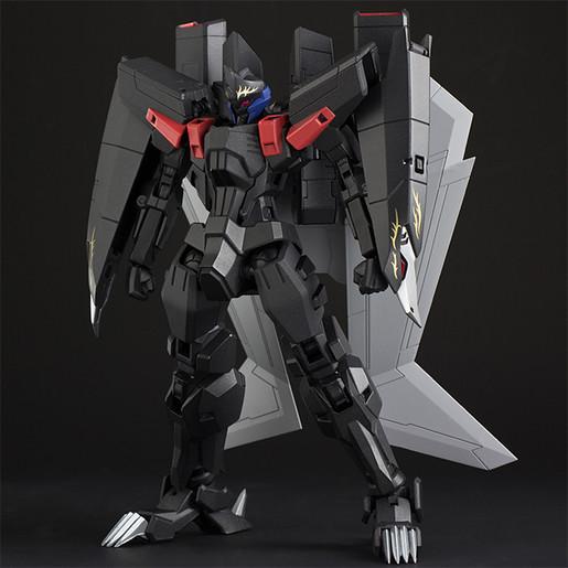 限值練 METAMOR-FORCE 《超獸機神》黑翼 ~Real Type Color Ver.~