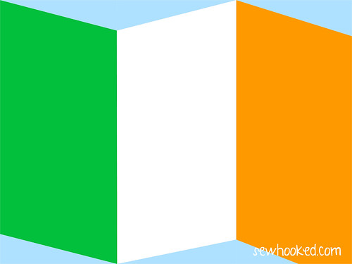 irish flag 2016