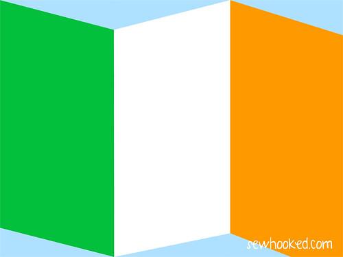 irish flag 2016