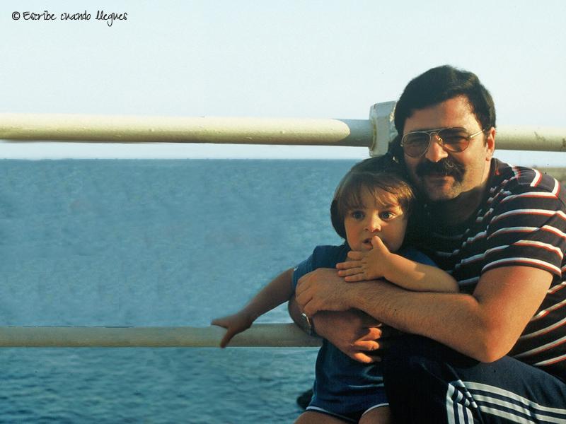 Viajar con tu padre