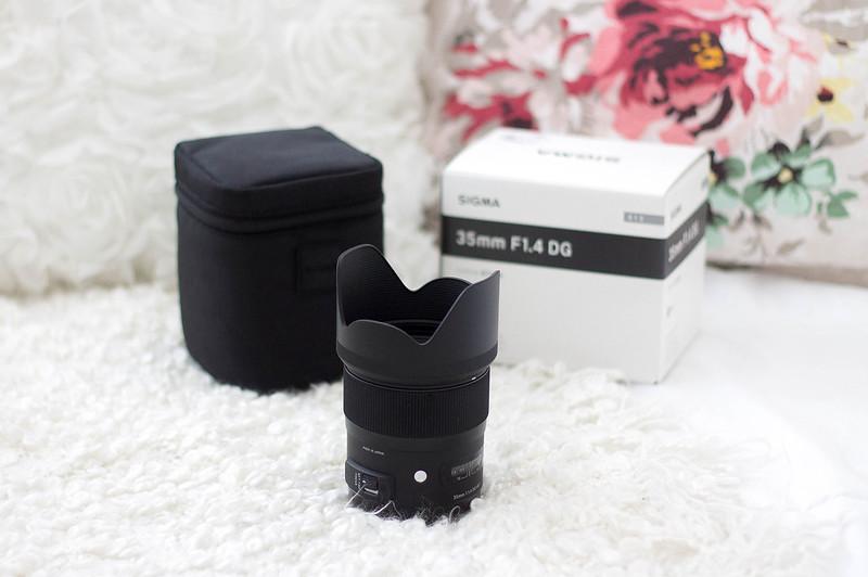 sigma 35mm objektiivi