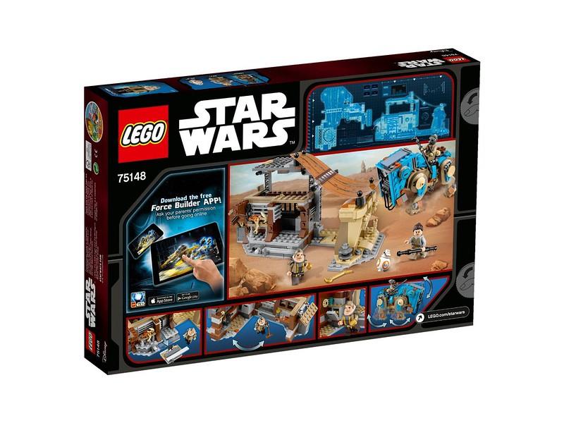 LEGO Star Wars 75148 - Encounter on Jakku