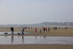 Ogmore beach / Traeth Ogwr