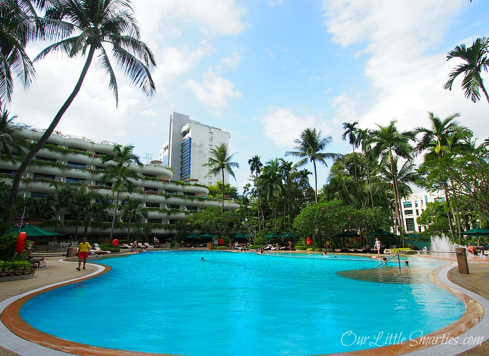 Shangri La Hotel Singapore Family Stays For Free Staycation Review