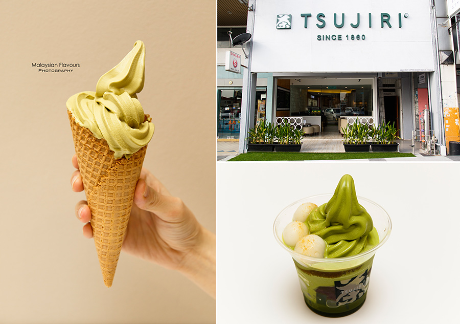 10 Soft serve Ice Cream Cafes in PJ and KL tsujiri