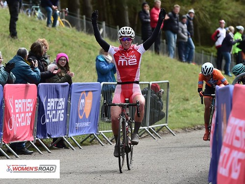 British Cycling Women's Road Series, Tour of the Reservoir stage two, April 17 2016