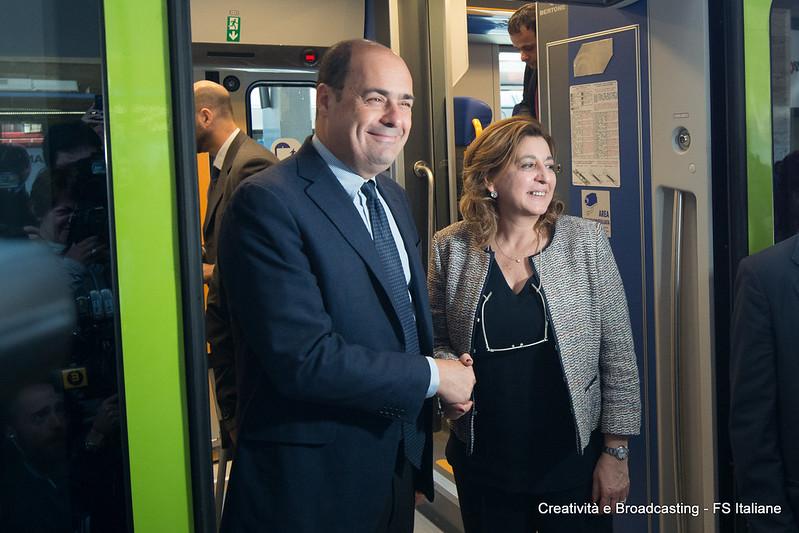 I nuovi treni Jazz per i pendolari del Lazio