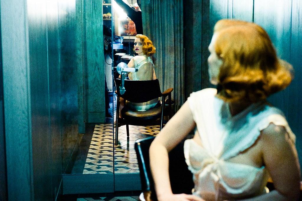 Джессика Честейн — Фотосессия для «Flaunt» 2016 – 1