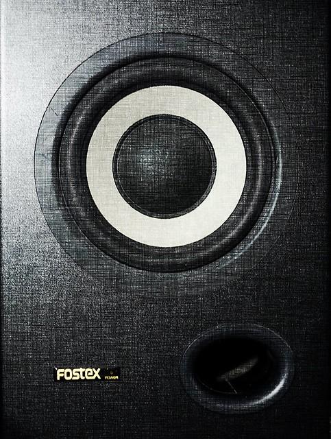 FOSTEX『PM0.5-Sub』