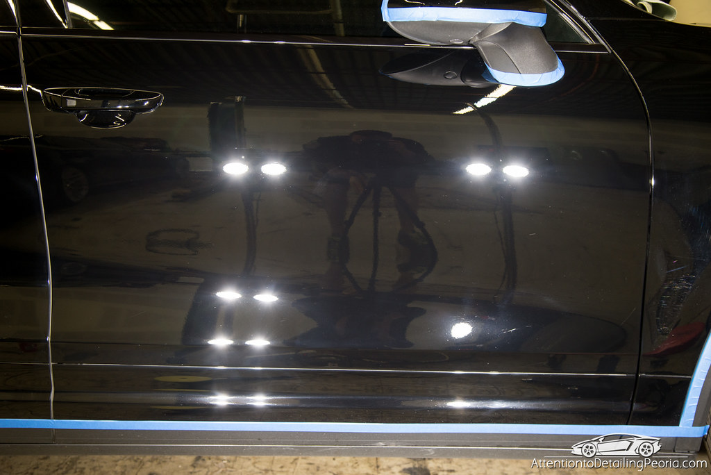 ATD | 2014 Cayenne Paint Correction