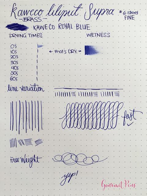 Review Kaweco Supra Fountain Pen @AppelboomLaren (22)