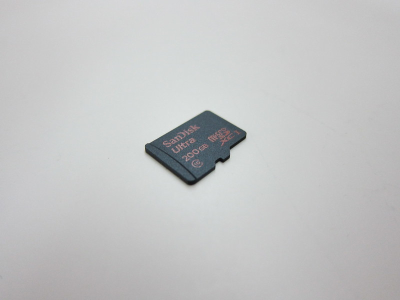 SanDisk Ultra 200GB MicroSDXC Card