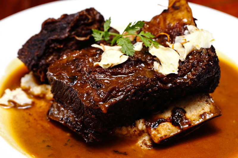 La Risata Baked Beef Ribs