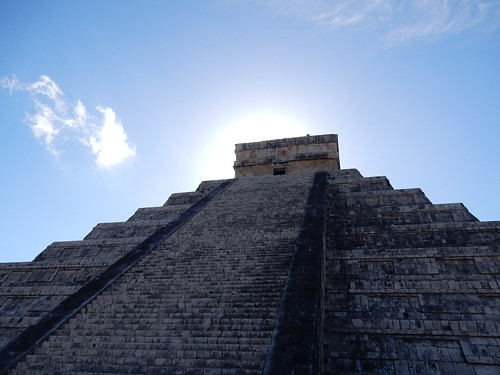 Chichen Itza - El Castillo - 1