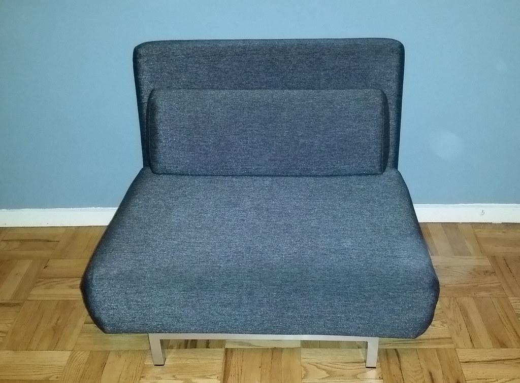 Convertible sofa chair | Jennifer Wong | Flickr
