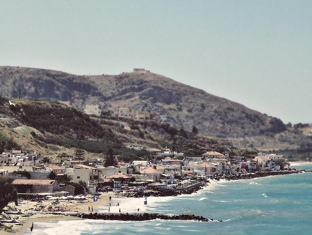 kalives, crete