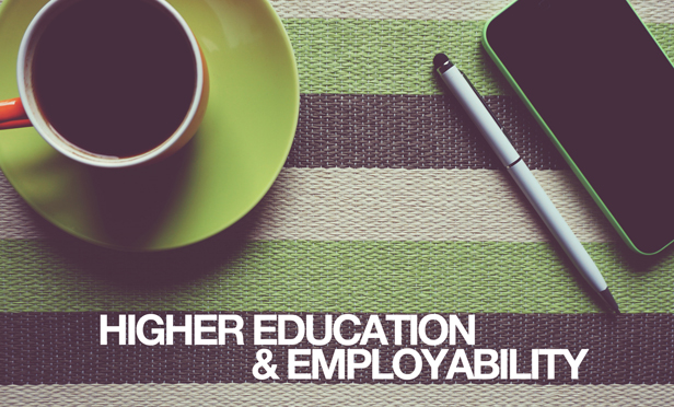 Thoughts on Higher Education and Employability