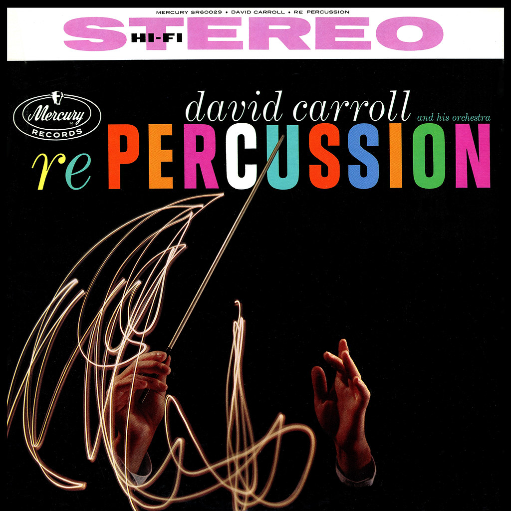 David Carroll - re Percussion