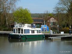 F-NE-Canal de la Sarre au sud de Mittersheim & Canal de la Marne au Rhin de Réchicourt à Gondrexange - 04.2016 - Photo of Fénétrange