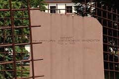 Koblenz - Mahnmal für die Opfer des Nationalsozialismus