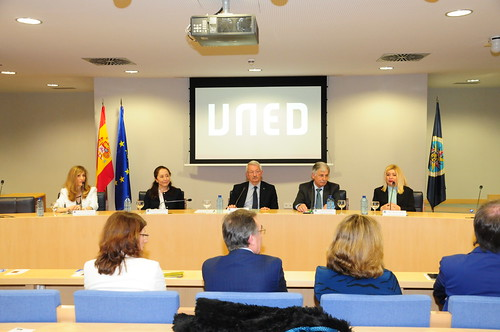 Patrón de la Facultad de Educación de la UNED (27/04/2016)
