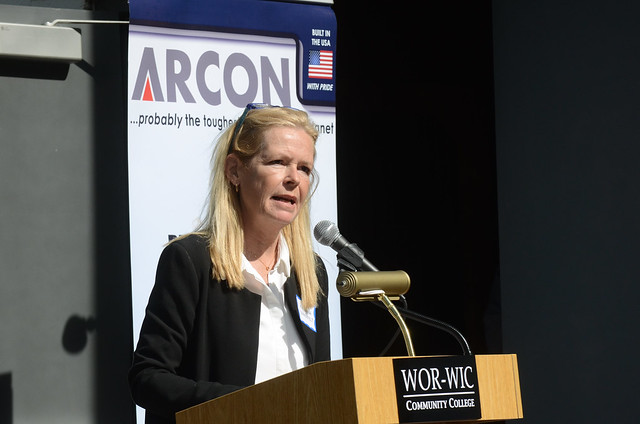 Header of acron