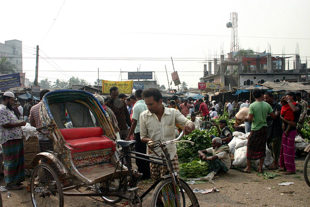 Vegetable Market, Dhaka, Bangladesh, Canon EOS DIGITAL REBEL, Canon 18.0-55.0 mm