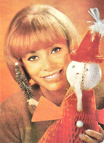 Merry Christmas with Mireille Darc