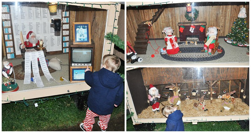 Christmas Light Boxes 2