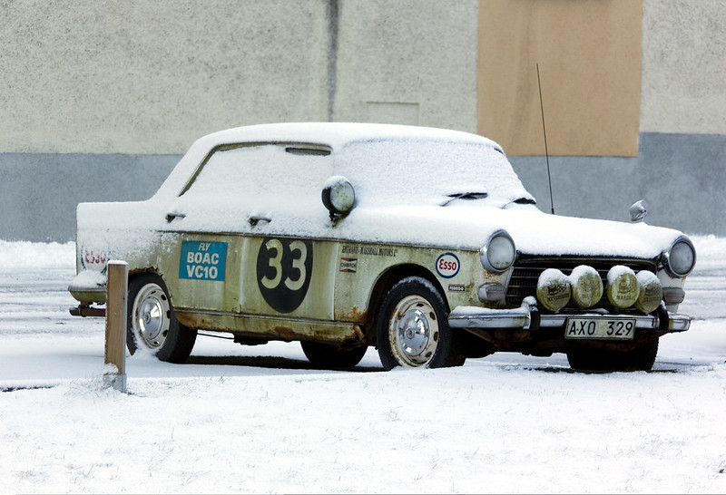 The Safari Rally Car That Never Was