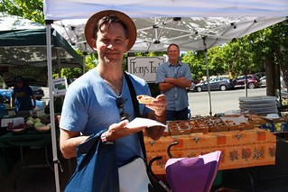 Tony's Tart Tuesday Market @ Salt Spring Island