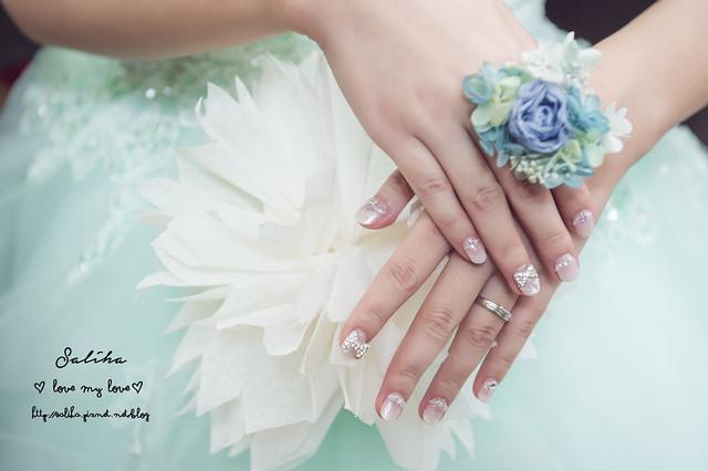 新娘光療指甲美甲推薦 (5)