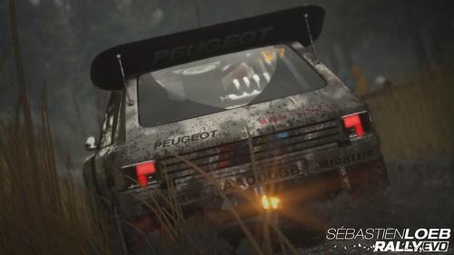 Sebastien Loeb Rally EVO - B class previews