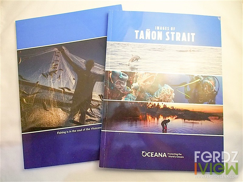 Images of Tañon Strait coffee table book released