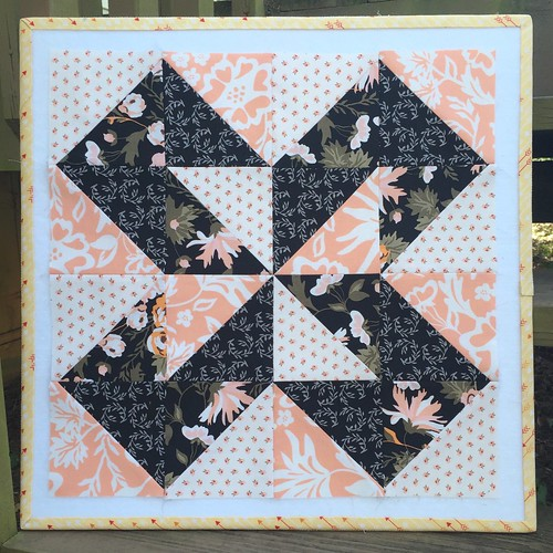 star cakes quilt.