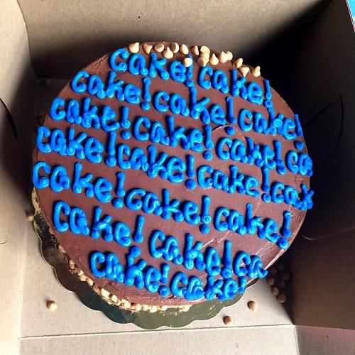 cake! cake! cake!