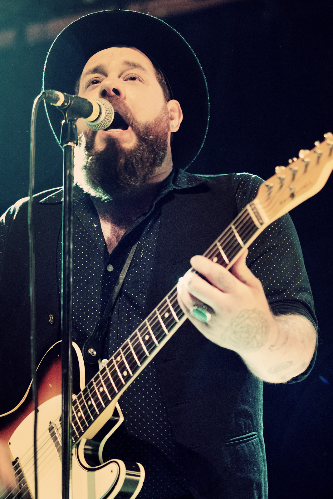 Nathaniel Rateliff & Night Sweats - Ogden Theatre, Denver