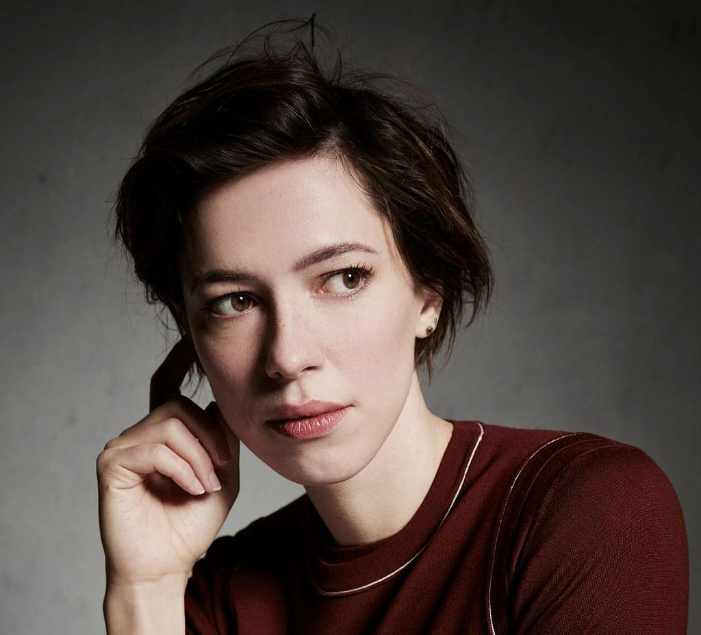Ребекка Холл — Фотосессия для «Кристин» на «Sundance» 2016 – 5