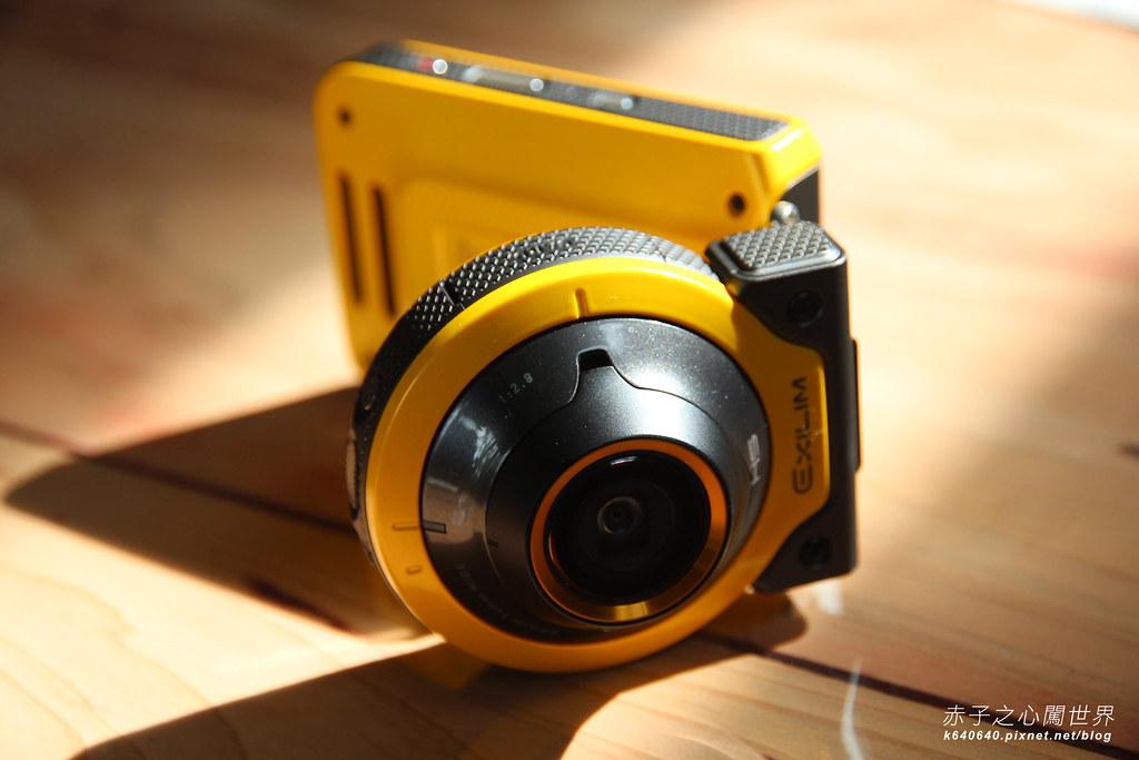 CASIO EX-FR100戶外防水相機55