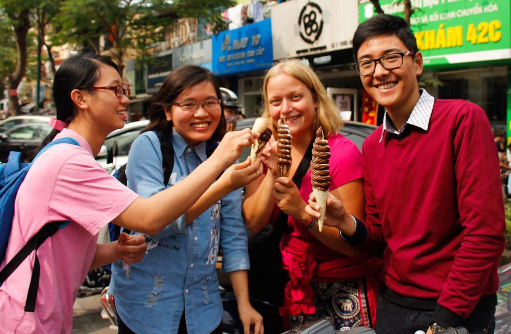 rundtur i Hanoi