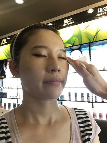 【轉貼】【保養】毛孔粗大好惱人呵護自己好好做點保養  Natural Beauty自然美 NB-1細緻毛孔臉部課程 (5)
