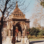 Frazer Fountain 1986. Courtesy City of Sydney Archives.
