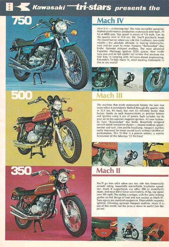1972 Kawasaki 2
