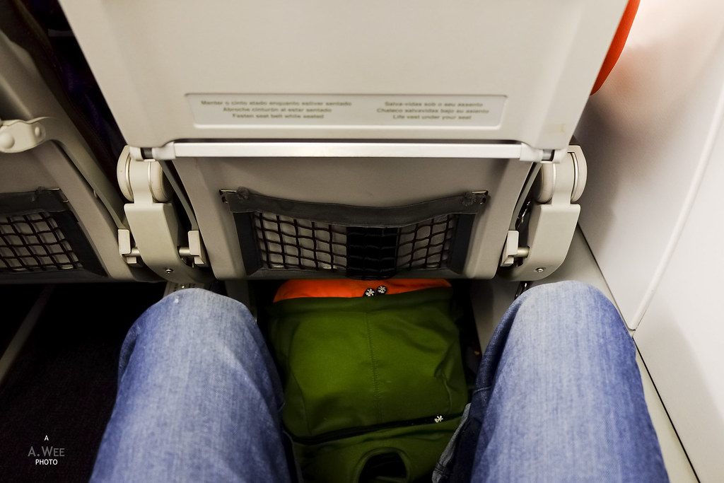 Legroom on the A320