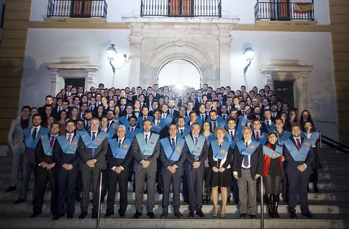 Premios y Becas del Colegio Mayor Hernando Colón 2016