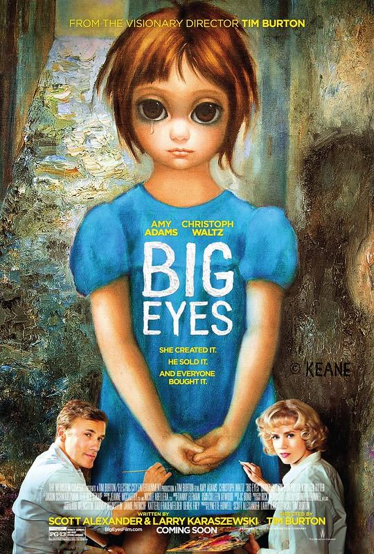 Big Eyes - Poster 1